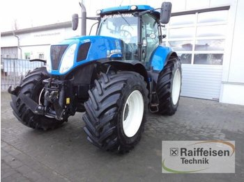 New Holland T7.235 Power Comma - tractor agricola