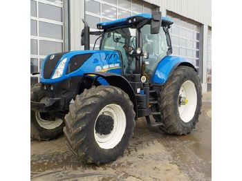 New Holland T7.245 - tractor agricola