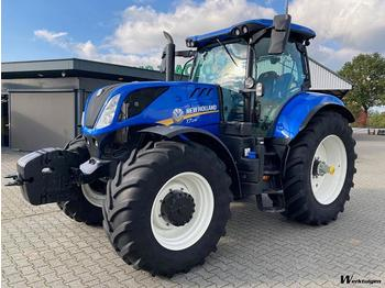 New Holland T7.245 PC - tractor agricola