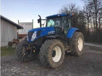 New Holland T7 270 AC DYNAMIQUE - tractor agricola