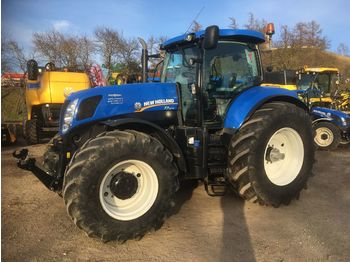 New Holland T7.270 Auto Command  - tractor agricola
