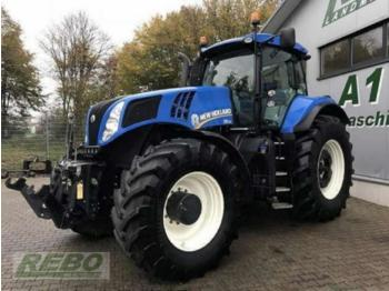 New Holland T8.330 - tractor agricola