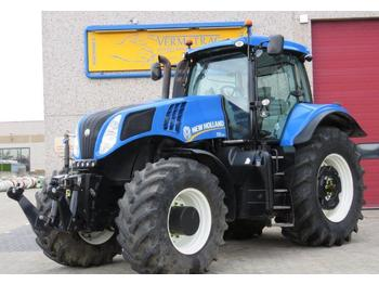 New Holland T8.330UC  - tractor agricola