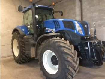 New Holland T8 330 AC - tractor agricola