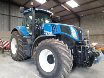 New Holland T8.330 AC - tractor agricola