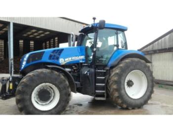 New Holland T8.360 - tractor agricola