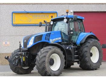 New Holland T8.360 AC  - tractor agricola