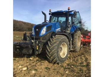 New Holland T8.380 - tractor agricola