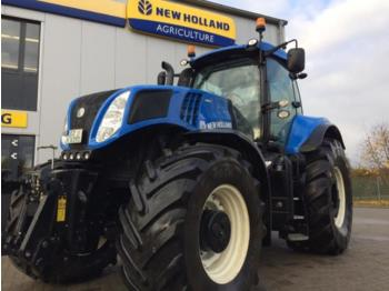 New Holland T8.390AC - tractor agricola