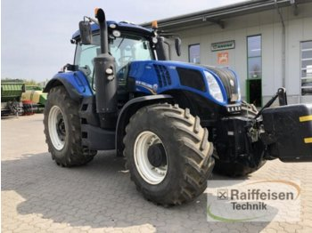 New Holland T8.410 - tractor agricola