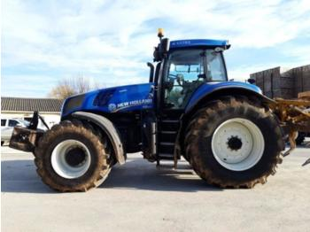 New Holland T8.420 - tractor agricola