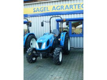 New Holland TD3.50 4WD TMR - tractor agricola