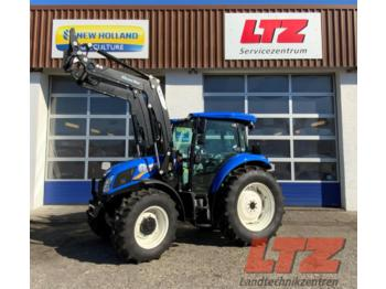 Tractor agricola New Holland TD5.85 CAB 4WD MY18: foto 1