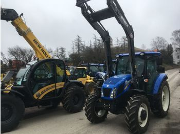 New Holland TD5.85 (Tier 4A)  - tractor agricola