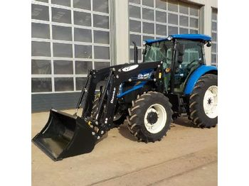 Tractor agricola New Holland TD5.95