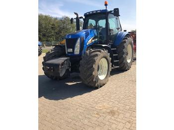 New Holland TG 230 ALLRAD - tractor agricola