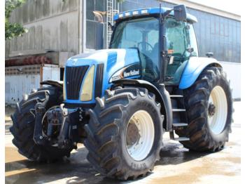 Tractor agricola New Holland TG 255