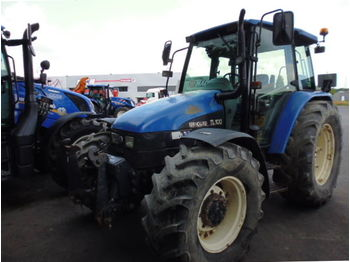 New Holland TL100 4 RM - tractor agricola