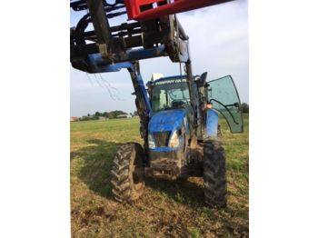 New Holland TLA 100 - tractor agricola