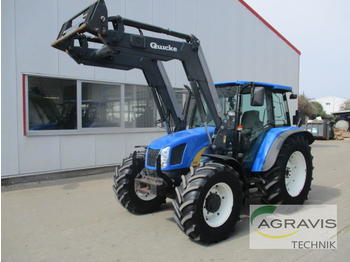 New Holland TL 90 ALLRAD - tractor agricola