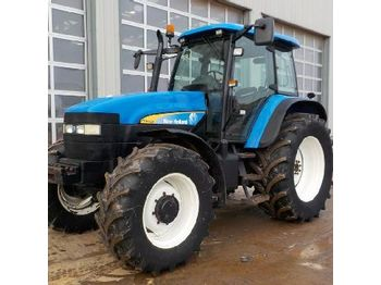 New Holland TM120 - tractor agricola