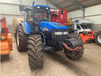 Tractor agricola New Holland TM140RC
