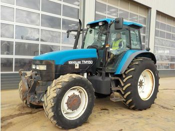 New Holland TM150 - tractor agricola