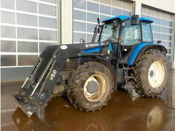 Tractor agricola New Holland TM165