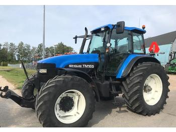 New Holland TM165 SS ULTRA  - tractor agricola