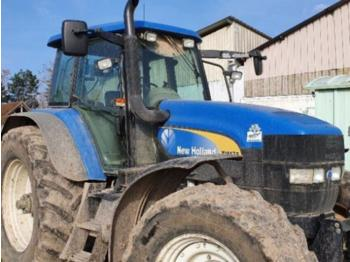 New Holland TM175 - tractor agricola