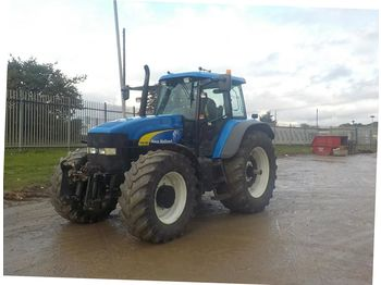 New Holland TM190 - tractor agricola