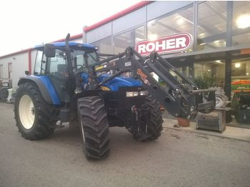 New Holland TM 120  - tractor agricola