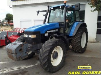 New Holland TM 125 - tractor agricola