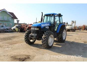 New Holland TM 135 DT - tractor agricola