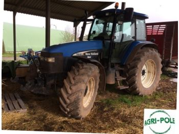 New Holland TM 140 - tractor agricola