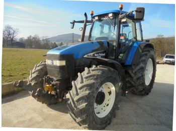 New Holland TM 140 PC - tractor agricola