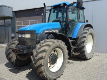 New Holland TM 150 Powercommand - tractor agricola
