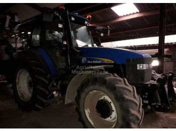 Tractor agricola New Holland TM 155: foto 1