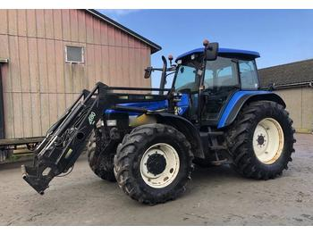 New Holland TM 155  - tractor agricola