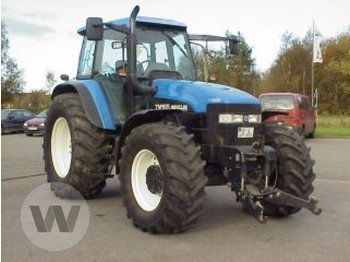 New Holland TM 165 - tractor agricola