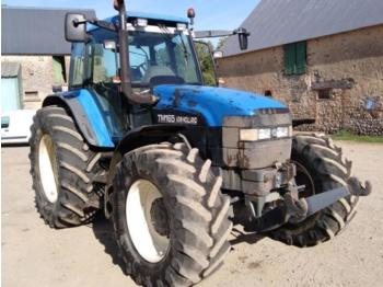 Tractor agricola New Holland TM 165