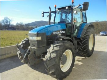 New Holland TM 165 POWER COMMAND - tractor agricola
