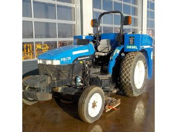 New Holland TN55 - tractor agricola