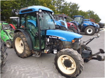 New Holland TN80F - tractor agricola