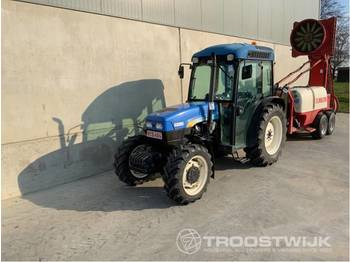 New Holland TN85FA - tractor agricola