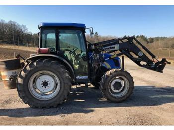 New Holland TN 75  - tractor agricola
