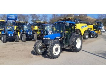 Tractor agricola New Holland TN-S 75 A DeLuxe