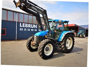 New Holland TS100 - tractor agricola