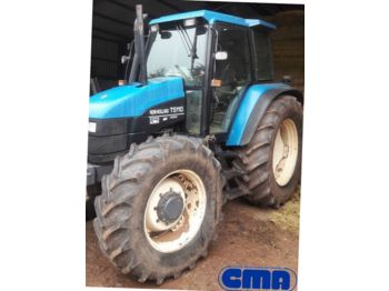 New Holland TS110 - tractor agricola