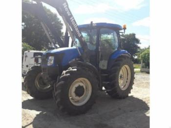 New Holland TS110A - tractor agricola
